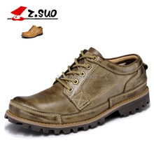2014 New Genuine Leather men flat shoes Brand Moccasins men loafers Peas Shoes Fashion Casual shoes hot sell(China (Mainland))