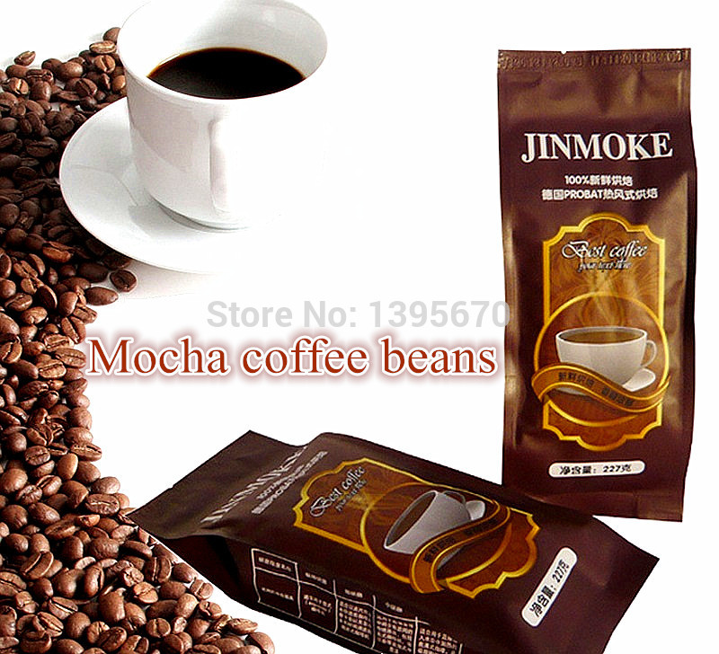 Promotions Top Grade Mocha coffee beans 227g