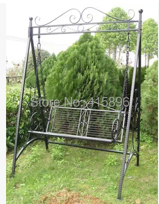 china metal patio swing design(China (Mainland))