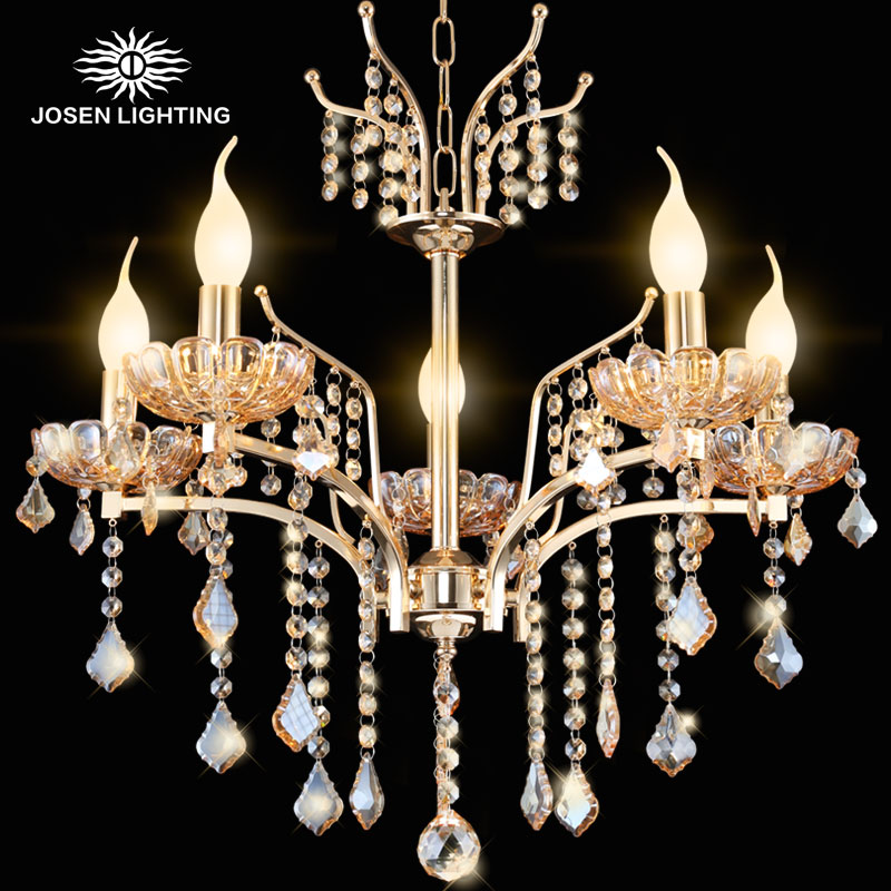 chandelier lustre crystal chandelier modern crystal chandelier lustres de cristal chandeliers modern led gold home lighting(China (Mainland))