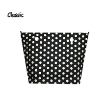 High Quality O Bag Parts Large Lined Bags Classic Obag Liners Waterproof Polyester Liners Bag O Bag Price Accessoire Sac(China (Mainland))