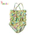 IMAKA Black Swim Beachwear Biquini Infantil Disfraz Disfraces Infantiles Cuter Baby Girls Swimsuit Skirt Swimwear One