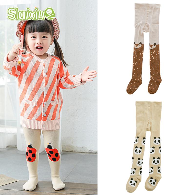 Pantyhose Tights Kids Stocking Warm Tights Cotton Children Baby Girls Boy Winter Stockings Toddler Pantyhose For 0-3 Years(China (Mainland))