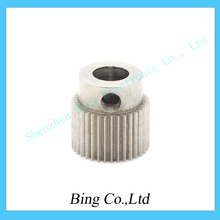 3D printer accessories 36 teeth MK7 MK8 Stainless steel machine of decelerate of planet of extruder