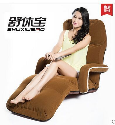 The lazy sofa Extended multi-function sofa chair folding chairs single person sofa bed(China (Mainland))