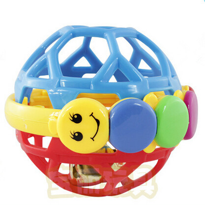 Learning Education Rattle Ball Newborns New Design Baby Boys Girls Toys for Kids Children's Toy Baoli Brand Guide Baby Crawling(China (Mainland))