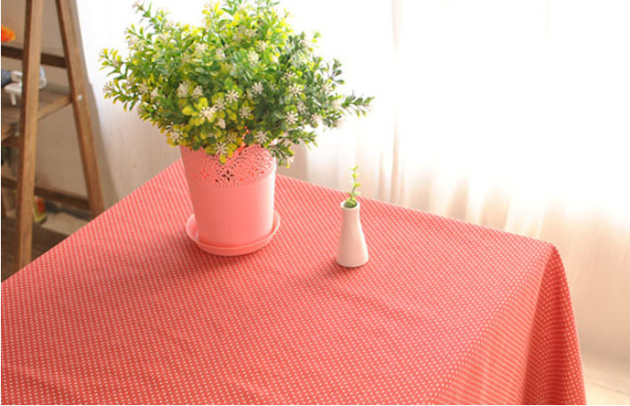 Tablecloth 2015 Toalha De Mesa Party Table Covers Tablecloths Retangular Pink Cotton Linen For Weddings Dining Sequin Manteles(China (Mainland))