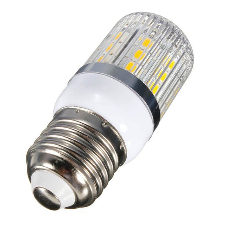 Hot Sale E27 27 LED 5050 SMD Dimmable Non Dimmable Corn Light Lamp Home Bulb Pure White Warm White 220V With Cover<br><br>Aliexpress