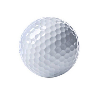 10 PCS/Lot High quality Cheap Practice Golf Balls 2 Layer Training Golf Ball With Dupont Surlyn & Synthetic(China (Mainland))