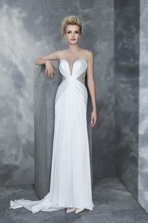 платье 1421 open-style
