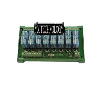 8 relay module is a pluggable opening and closing 40.61 G2R-1-E-824<br><br>Aliexpress