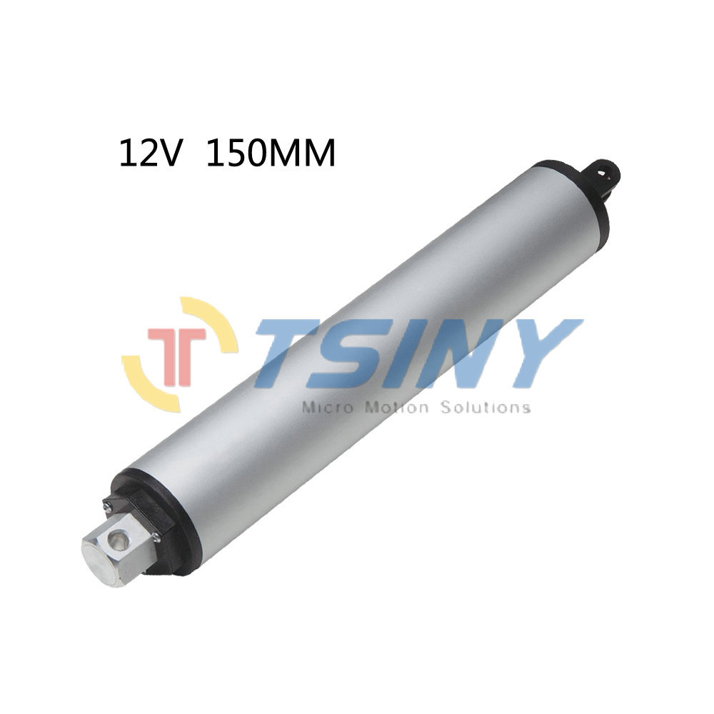 "Stroke 150mm/6"" 12V/230mm/s high speed Linear actuator,Electric actuator,electric motor.Free shipping(China (Mainland))"