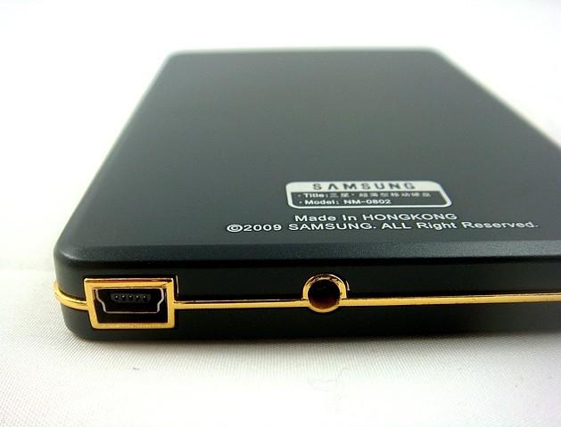Внешний жесткий диск SAMSUNG 2, 5 60 ГБ металл фото