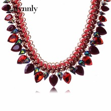 Fashion Necklaces For Women 2016 God Chain Choker Necklace&Pendants Statement Jewelry Accessories Gifts Wholesale XL60751(China (Mainland))