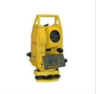 Brand new Laser Total Station, Reflectorless, Prismless, NTS-362R, South Total Station free shipping high quality(China (Mainland))