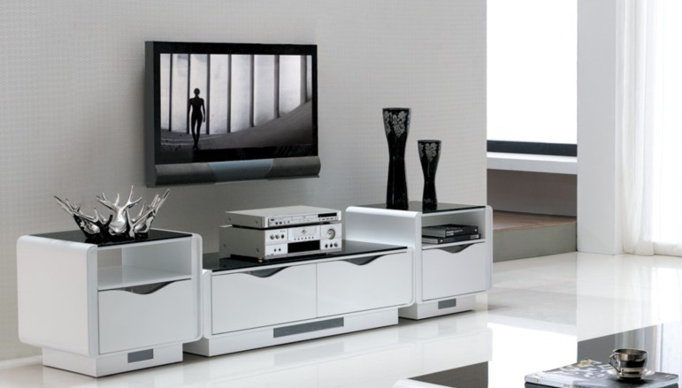 Shop popular painting mdf furniture from china aliexpress for Living room table sets with tv stand