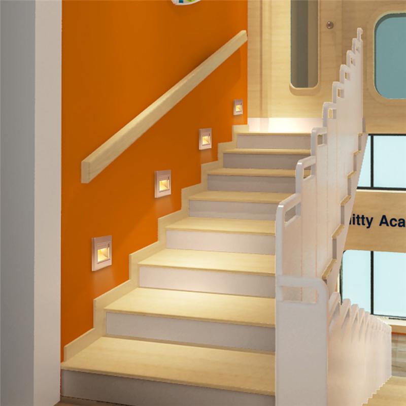 Promoci n de solar superior compra solar superior for Escaleras con luz