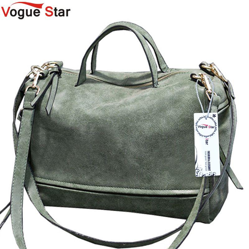 Vogue Star!2016 new arrive women shoulder bag nubuck leather vintage messenger bag motorcycle shoulder bags women's bag YA40-150(China (Mainland))