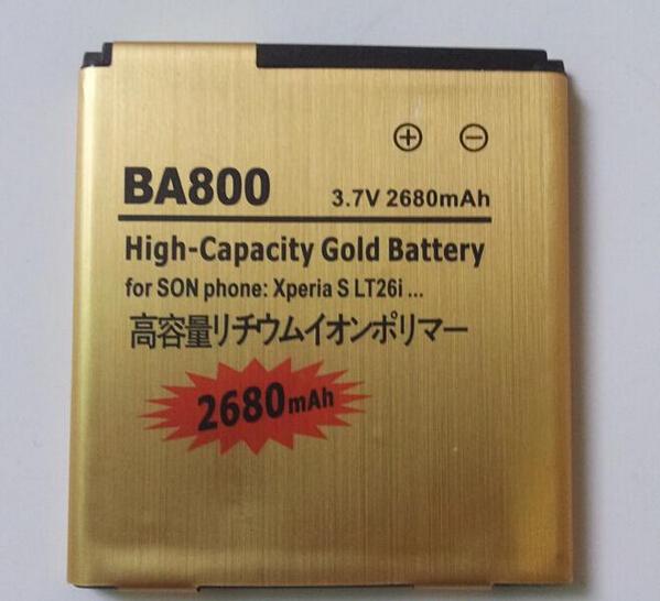Батарея для мобильных телефонов OEM 2680Mah Sony EricSSon Xperia S HD LT26i LT26 V LT25i For Sony Ericsson Xperia S Arc HD LT26i LT26 V LT25i