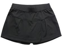 Женщины теннис skorts спорт на открытом воздухе запуск бадминтон юбка женский женской одежде skorts ropa теннис женщин