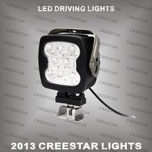 5.5″ 80W Offroad LED Work Light for Car Truck Driving KR6801 6inch led truck light used for boat marine lights
