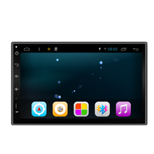 C1060705A Quad Core 1024*600 Android 4.4 7 zoll 2 din 2 Auto PC Tablet Universal GPS Navigation Radio Stereo Video-Player (keine DVD)(China (Mainland))