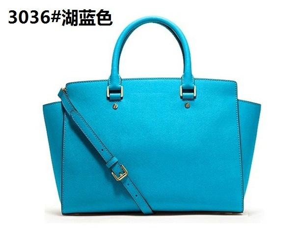 Free HKPOST New Fashion Famous Designers PU Brand Michaeled women's handbags women bags PU LEATHER BAGS/shoulder bag 3036#(China (Mainland))