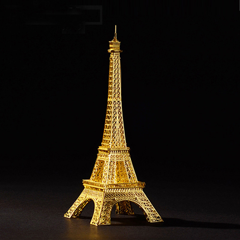 Free shipping metal torre eiffel decor wedding decoration for Torre enfel