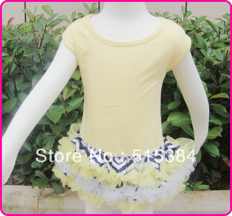 6pc/lot free shipping cotton ruffle dresses for baby girls girls puffy blue yellow dresses casual cotton summer dresses<br><br>Aliexpress
