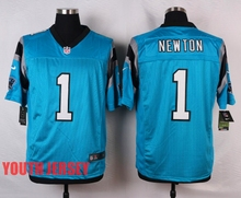 100% Stitiched,Carolina Panthers,Cam Newton,Luke Kuechly,Greg Olsen,for youth,kids()