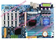 G41 motherboard DVR security monitoring DDR3 5 PCI 3 years warranty 775 Gigabit Ethernet