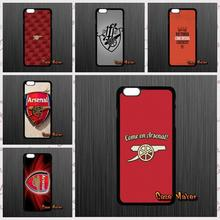 For Xiaomi Mi3 Mi4 Mi5 Redmi Note 2 3 Samsung Galaxy Alpha A9 E5 E7 S7 The Gunners Arsenal FC Club Logo case cover(China (Mainland))