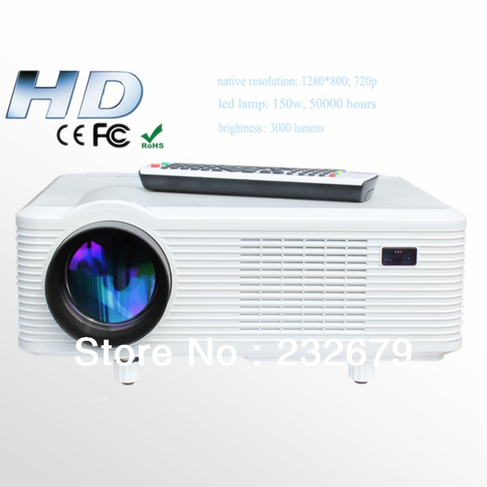 Tv Tuner Projector High Definition Home Theater Wxga Full: Wholesale-price-3000-lumens-projector-hdmi-with-TV-tuner