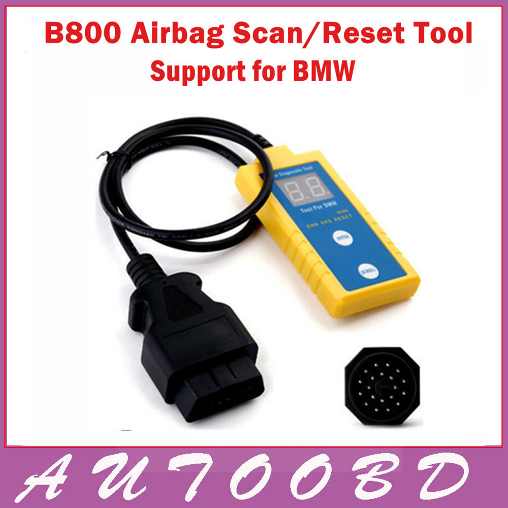 DHL EMS Free shipping! Newest arrival 2013 good product b800 scan tool for Auto Airbag Scan/Reset Tool with High perfermance!<br><br>Aliexpress