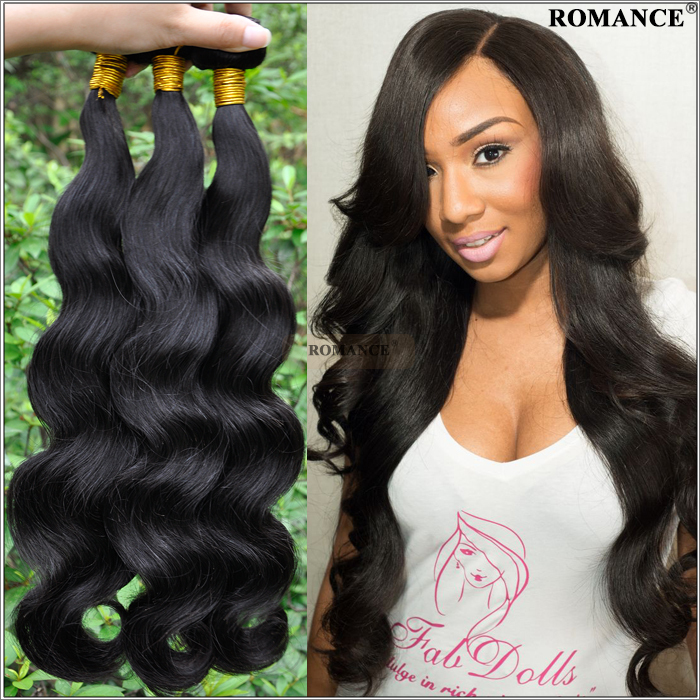 5A Grade Dyeable Peruvian Body Wave 3pcs Lot Peruvian Virgin Hair Body Wave Natural Black Color Unprocessed Virgin Peruvian Hair<br><br>Aliexpress