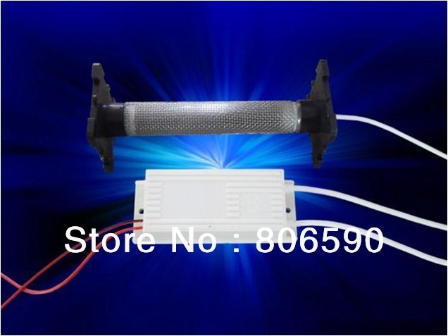 Free Shipping, Open Type Corona Discharge 3G Ozone Generator Air Purifier for Home Used