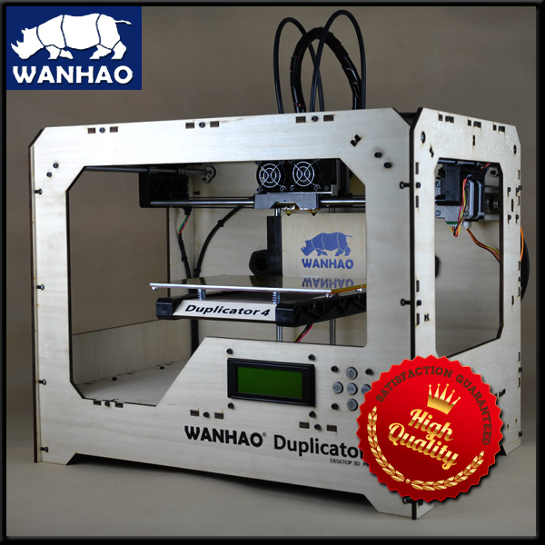 3D Printer with 22*15*15cm printing area ABS PLA extrusion machine 3d flatbed printer(China (Mainland))