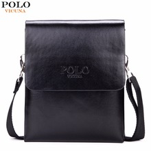 Buy VICUNA POLO Hot Sell Brand Solid Double Pocket Soft Leather Men Messenger Bag Small 2 Layer Mens Travel Bag Mens Bag Phone for $12.35 in AliExpress store