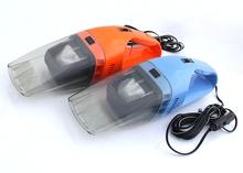 2015 car vacuum cleaner mini portable aspiradora para auto 12V dual use aspirapolvere umido aspirador de mano(China (Mainland))