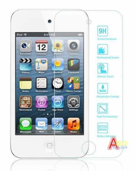 For Apple ipod touch 4 4th , 0.26mm Tempered Glass Screen Protector Protective Film Premium Explosion-Proof Clear(China (Mainland))