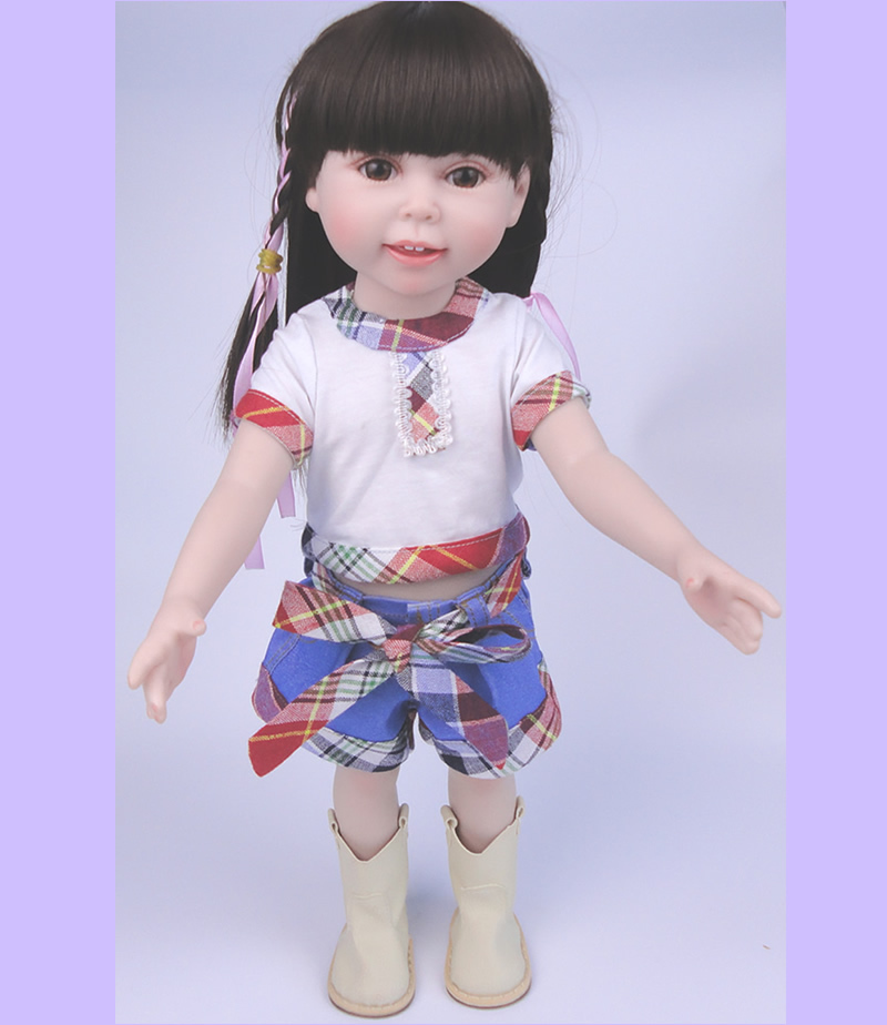 Toys For 18 : Free shipping american quot girl doll princess toy for