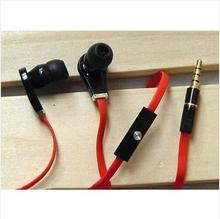 New 2015 Earphones  Best Quality With MIC 3.5MM Jack Stereo Bass Colors For Mobile Phone MP3 MP4 With Free Shipping(China (Mainland))