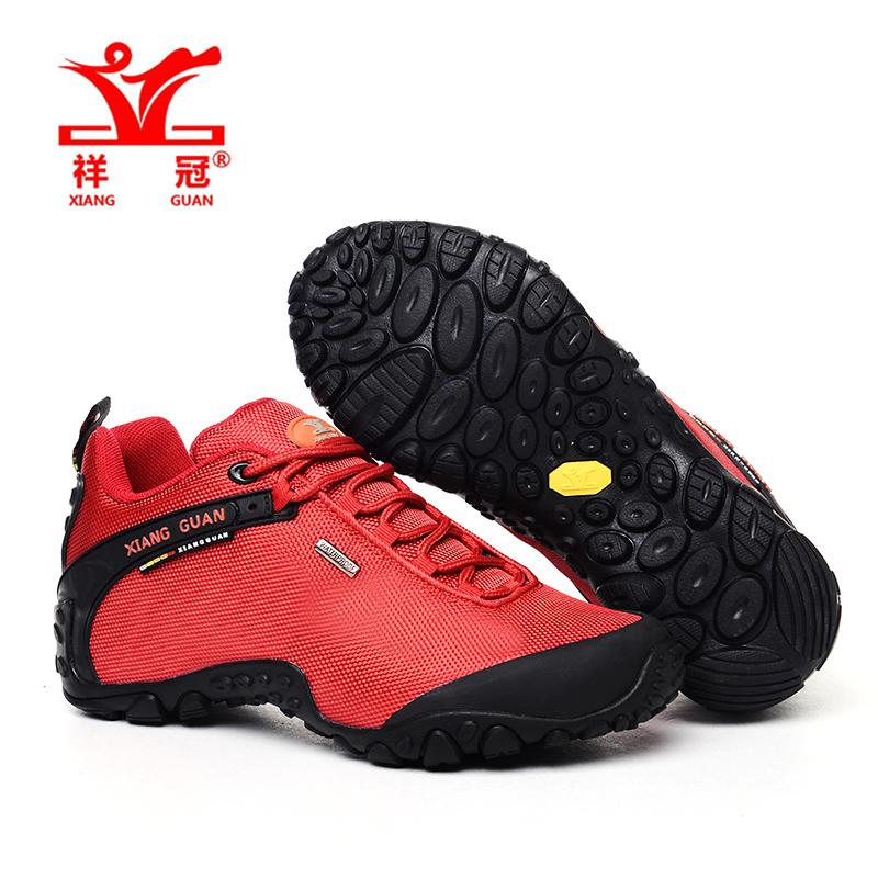 XiangGuan 2016 oxford fabric female outdoor sports shoes 81283 top quality fashion climbing sneakers free shipping  36-39