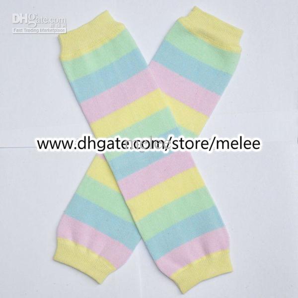 Girl's stripe leg warmers infant Christmas gift CHEVRON ZIG ZAG leggings Skull socks Arm warmer 12Pair/Lot(China (Mainland))