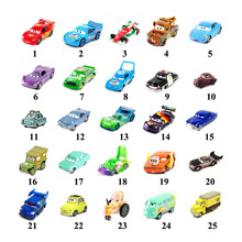 Pixar Cars Metal Toy Car Loose Diecast 1:55 for Kids Children  Brand New In Stock & Free Shipping(China (Mainland))