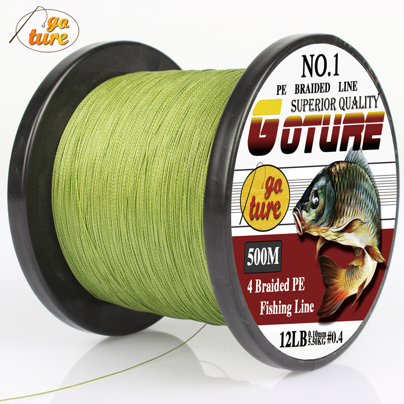Great Discount!!! Superpower 500m 12LB - 80LB Braided Fishing Line PE Strong Multifilament Fishing Line Carp Fishing Saltwater<br><br>Aliexpress