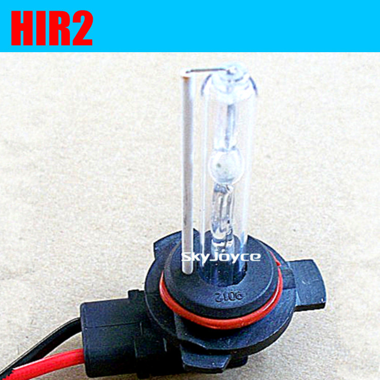 2X HID XENON BULB 9012 HIR2 AUTO HEADLIGHT XENON 35W 12V GLOBE HEADLIGHT 9012 4300K-8000K CAR STYLING KITS ACCESSORIES(China (Mainland))