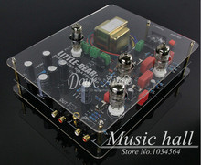 Music Hall Little Bear T10 Hi-Fi 6N2 Vacuum Tube Preamp Stereo Phono Stage MM Turntable RIAA Pre-amplifier Free Shipping