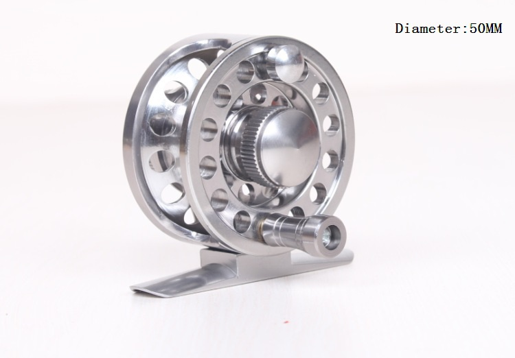 Diameter 50mm cnc fly fishing reel chinese aluminum die for Chinese fishing reels