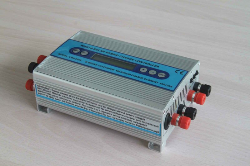 wind charge controller 12V/24V 600W(China (Mainland))